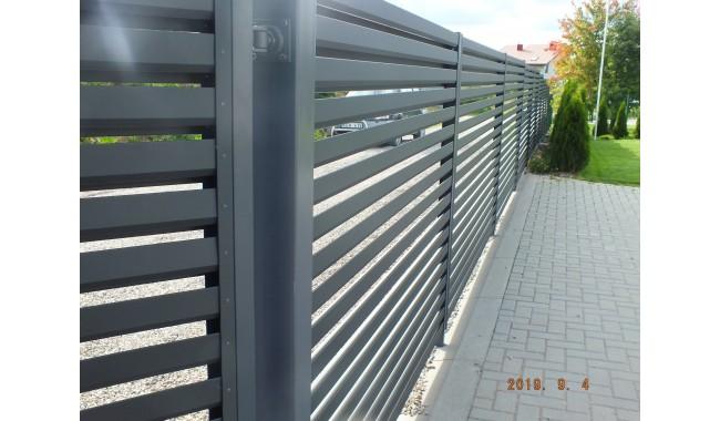 Skardinė tvora