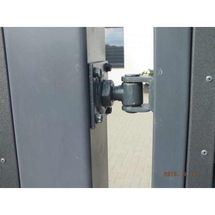 vartų montavimas