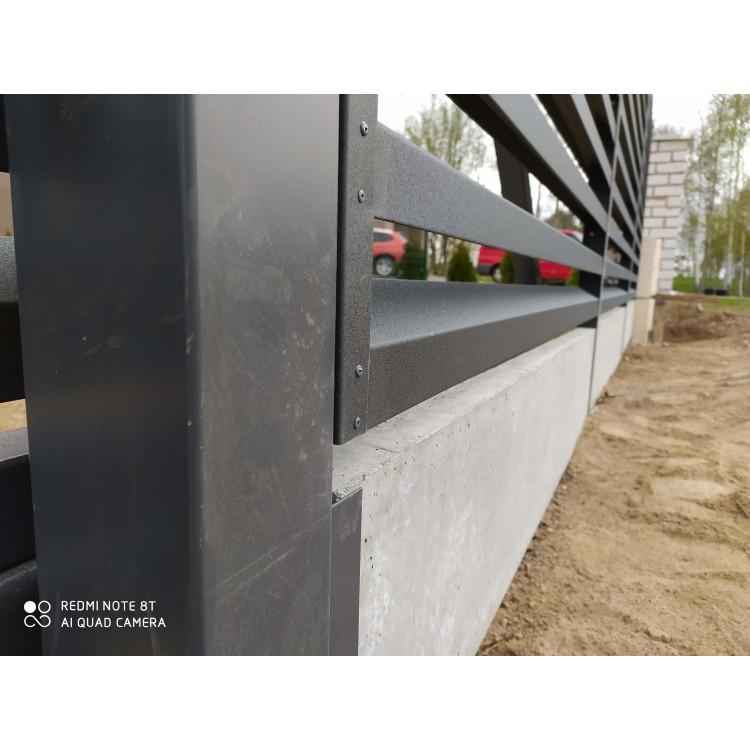 tvoros pamatastvoros pamatas 5x30x200 cm