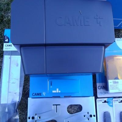 stumdomų vartų automatika CAME BX-A iki 400 kg