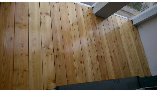 Balkono grindys