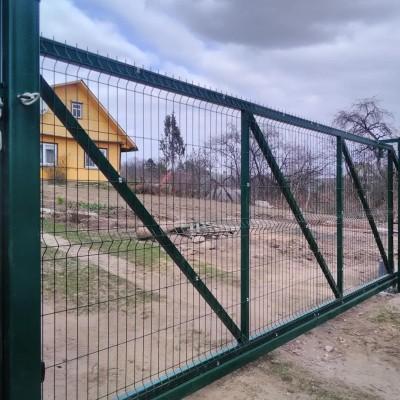 Stumdomi kiemo vartai