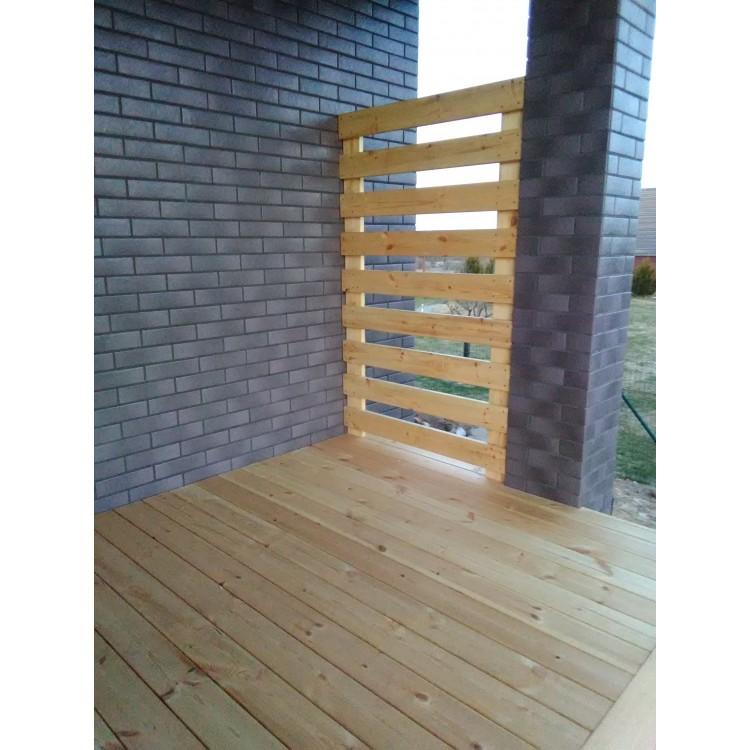 Pušinė terasa