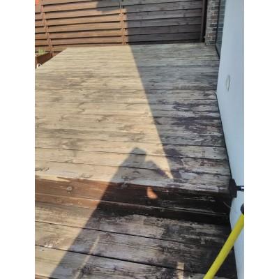 lauko terasos atnaujinimas